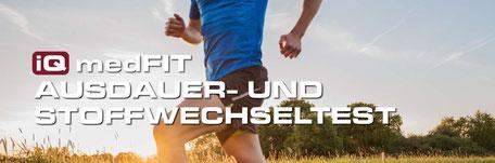 Gesundheitsorientierte Fitnessanalyse iQ medFIT