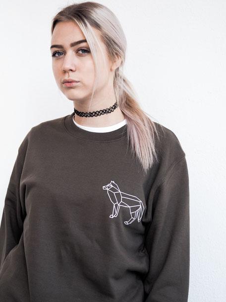 ORIGAMI-FOX SWEATER 20€