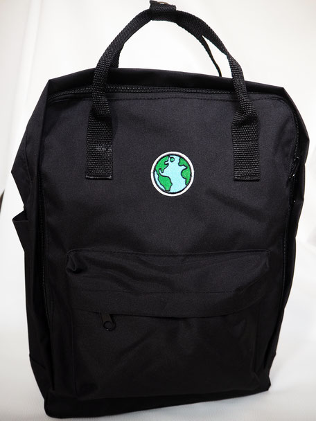 WANDERLUST BACKPACK BLACK 34,95€