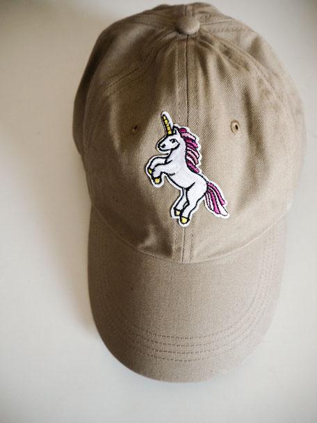 UNICORN CAP BEIGE 19,95€