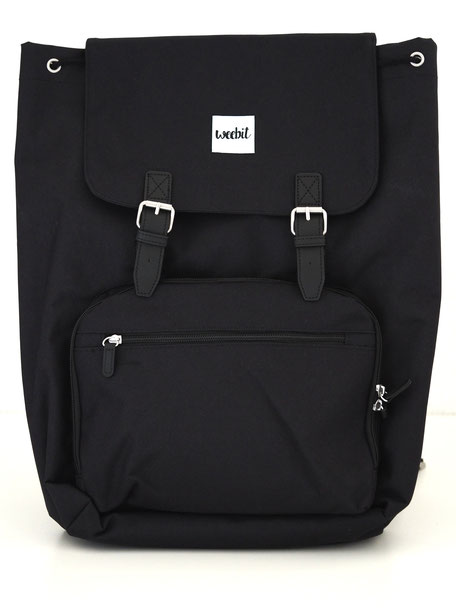 BACKPACK BLACK 44,95€