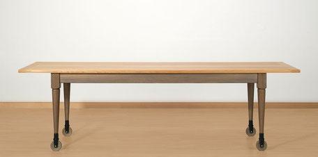 Eichetisch, Massivholztisch, Esstisch Holz