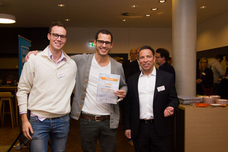 S O Nah - Gewinner des 1. Start-up Boostivals
