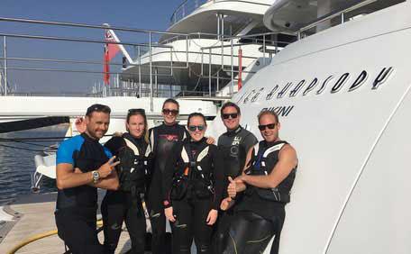 Superyacht Crew RYA PWC Instructor Course