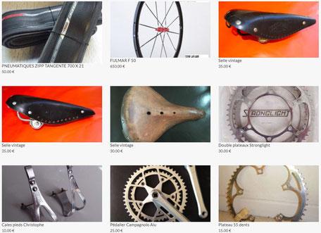 accessoires de vélos vintage belleroue