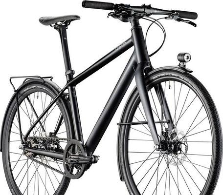 vélo noir canyon pas cher