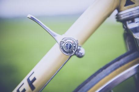 cadre vélo vintage