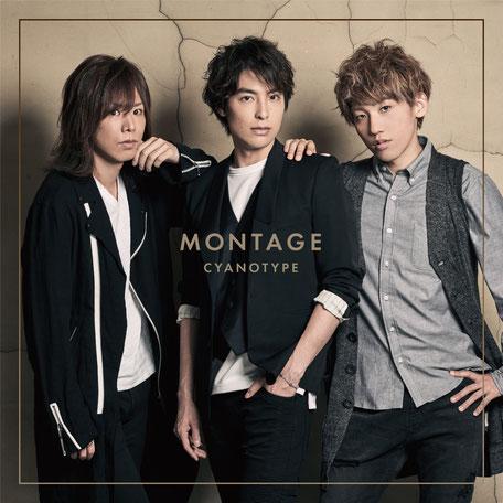 MONTAGE ファンクラブ&ライブ会場限定盤