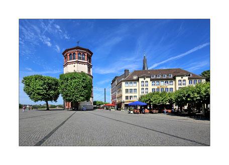 Duesseldorf-Burgplatz