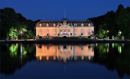 Duesseldorf- Benrather-Schloss