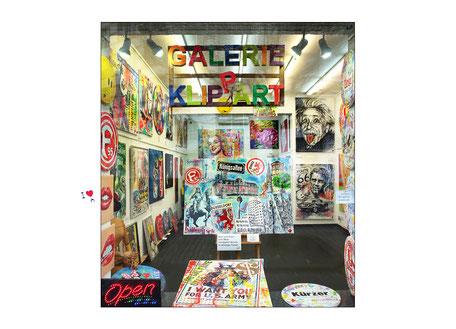 Duesseldorf-Galerie- Klippart