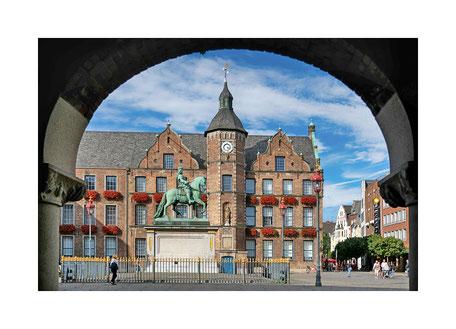 Düsseldorf-Rathaus