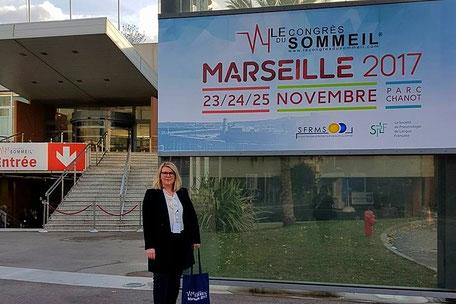 Congrès du Sommeil 2017 à Marseille