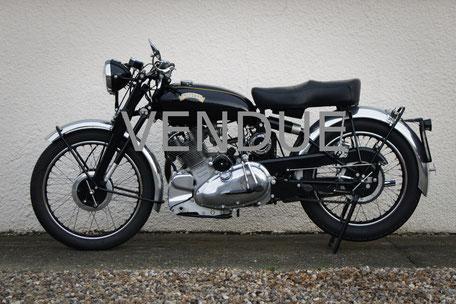 Godet Motorcycles Vincent HRD 500 comet moto