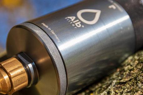 Camping Wasserfilter, Alb Fusion mobil, travel Alb Fusion
