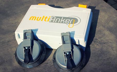 MultiAnker 2.0 - Wohnmobilmarkisen einfach, schnell und sicher befestigen