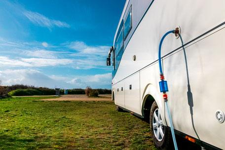 Wasserfilter fürs Wohnmobil, Alb-Filter, Campingurlaub, Urlaub im Wohnmobil