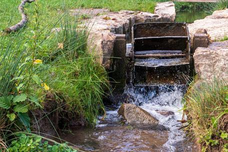 Wasserfilter, Wassermühle