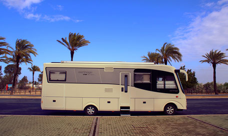 Leben im Wohnmobil, Camping mit Hund, Wohnmobil Urlaub