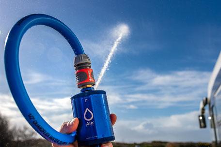*Klicke auf das Bild / 10% Rabattcode: cleanwater