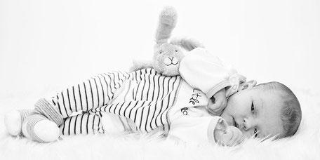 Baby-Fotoshooting - bei Ihnen zu Hause oder bei uns im Studio in Hamburg