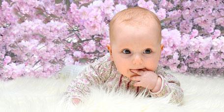 Babyfotos aus Hamburg