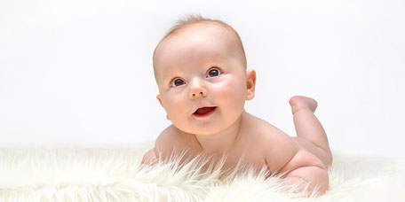Babyfotos - Ihr Fotoshooting in Hamburg
