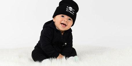 Babyfoto - Beispiel aus einem Fotoshooting bei uns im Studio in Hamburg