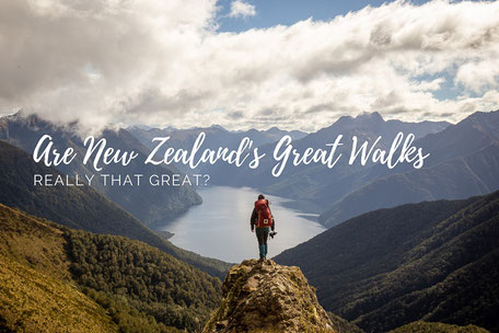 Are New Zealand's Great Walks really that great?
