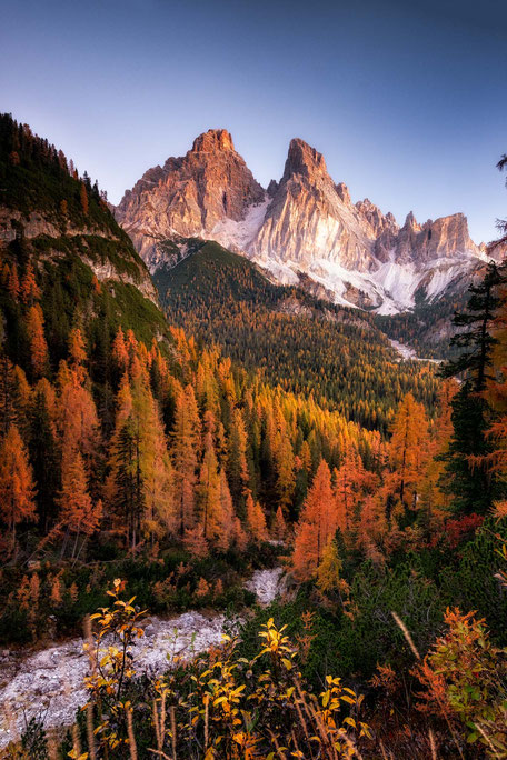 Best autumn photography spots in the Italian Dolomites