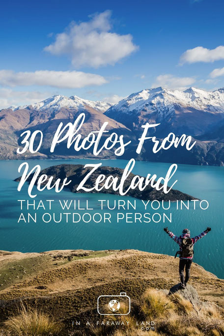 30 photos from New Zealand that will turn you into an outdoor person