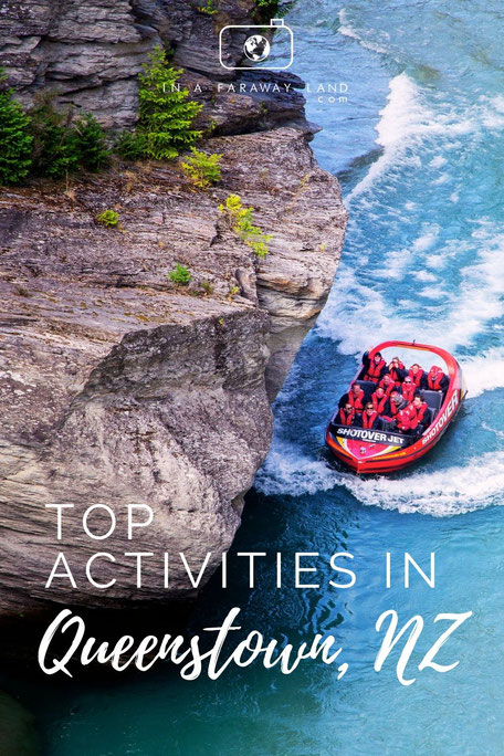 Are you an adrenaline junkie, or prefer outdoor activities that are free? This ultimate list of activities in Queenstown, New Zealand will help you choose your next best adventure.