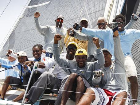 Segeln Antigua