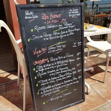 meilleurs restaurants cagnes sur mer