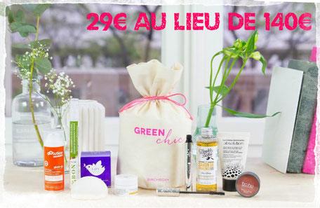 box bio petits prix