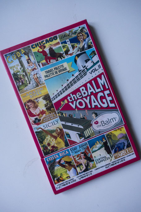 palette voyage the balm avis