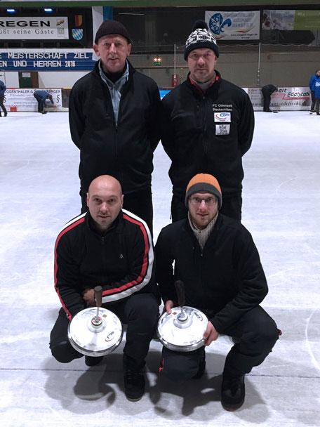 Siegerfoto Kreispokal Herren Gruppe 3