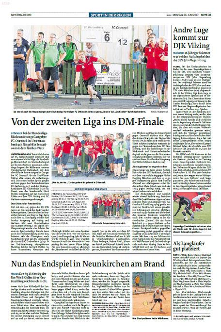 Kötztinger Umschau (26.06.2017)