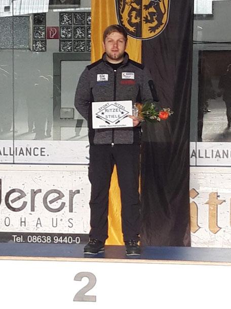 Bayerische Meisterschaft Zielwettbewerb Winter 2019/20