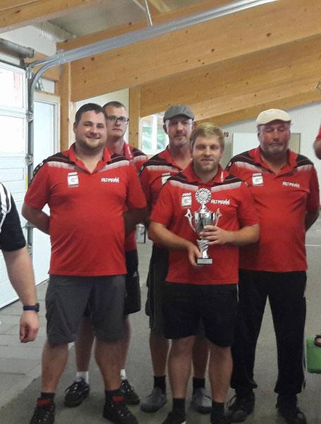 FC Ottenzell Deutsche Meisterschaft