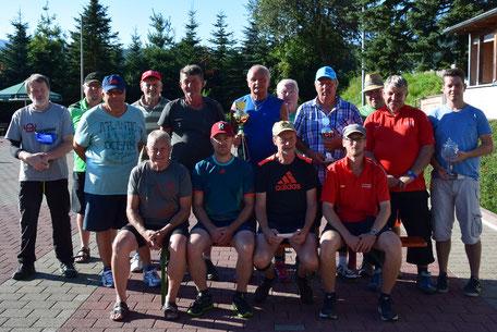 Gemeindemeisterschaft - Gruppe II