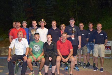 Gemeindemeisterschaft 2016 - Gruppe I