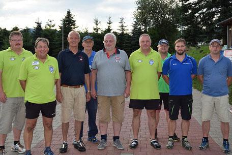 Siegerfoto Gruppe III
