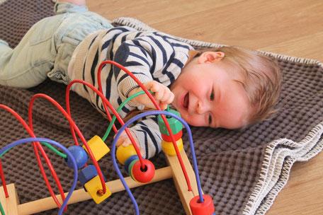 opvang voor baby's bij Kinderopvang Klein Kamerik