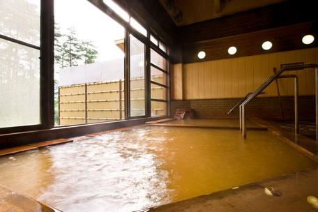 日帰り入浴【かのせ温泉 赤湯】