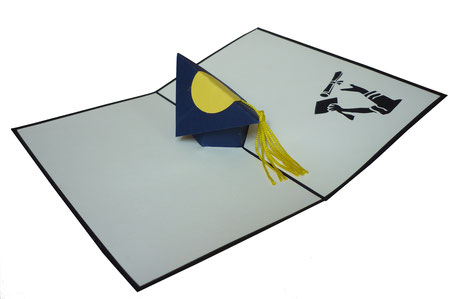Carte félicitation diplôme