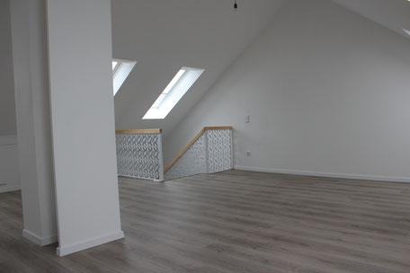 Dachboden nachher