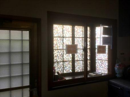 内窓『LIXIL インプラス』設置