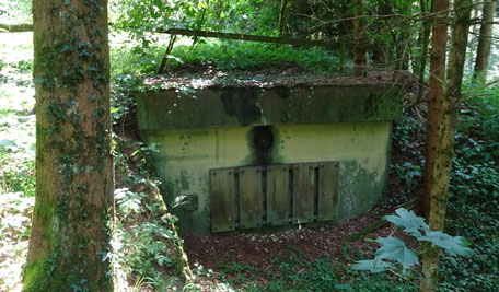 Bunkeranlage bei Euggerswil