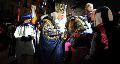 Horario y recorrido de la Cabalgata de Reyes de Manresa